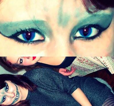 Katzen Kontaktlinsen