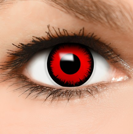 rote volturi vampir kontaktlinsen halloween karneval fun. Black Bedroom Furniture Sets. Home Design Ideas