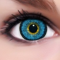 Circle Lenses Angel Blue