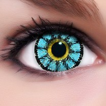 Circle Lenses Sweet Blue