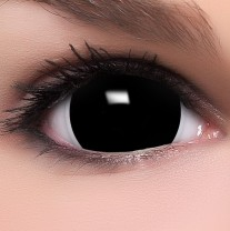 Mini Black Sclera