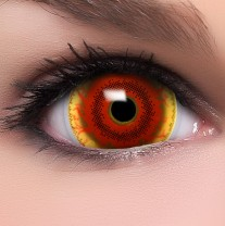 Mini Sclera Red Monster